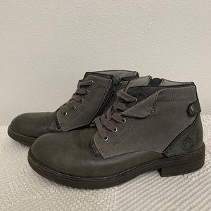 Bull Boxer Giorgie Yourh Gray Boots